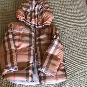 Toddler Burberry jacket